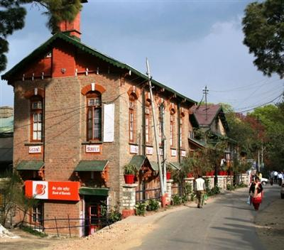 Bank of Baroda - Kasauli