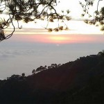 Spectacular Sunrise in Kasauli