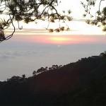 Spectacular Sunrise in Kasauli
