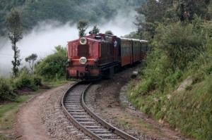 Toy train, Kasauli
