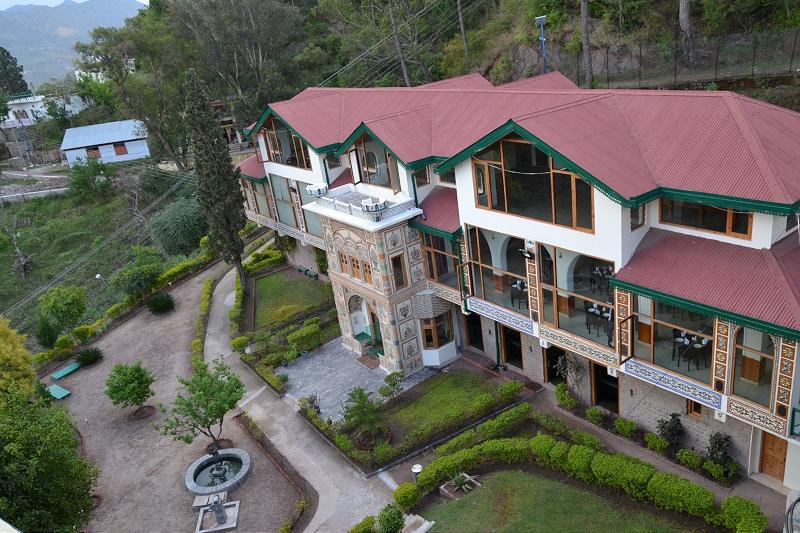 Kasauli Hotels In Kasauli Attractions Budget Hotels